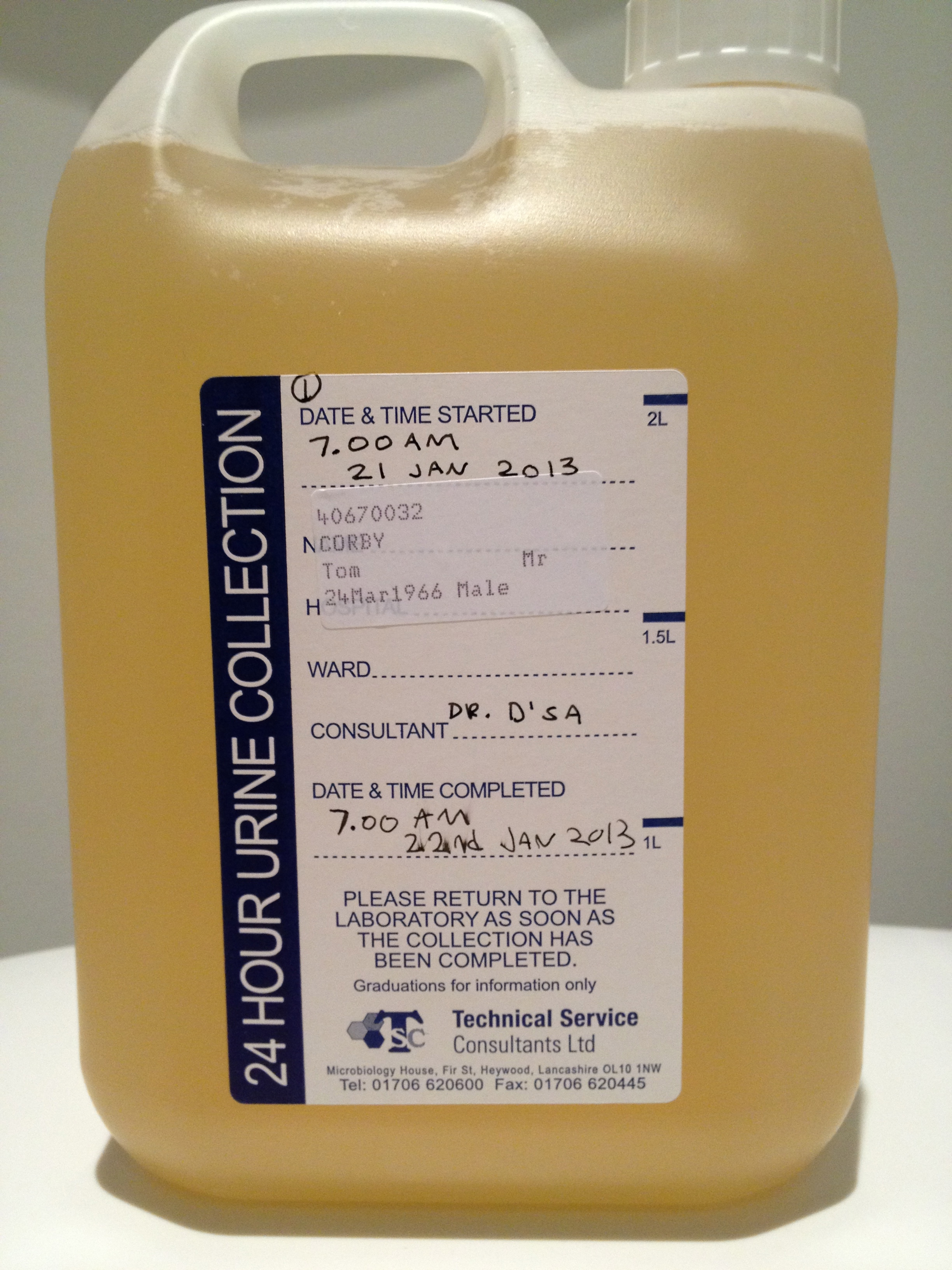 Urine Test That Distinguishes Between Alcohol In Nyquil And Drinks