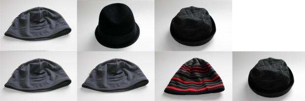 Weekly hats week ending Feb 17th 2013